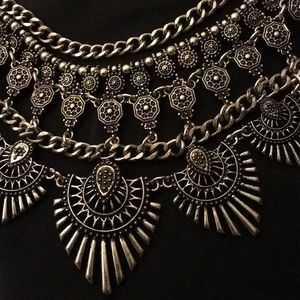 Jewelry - ** 3 for $45 SALE ** Multi-Chained Necklace